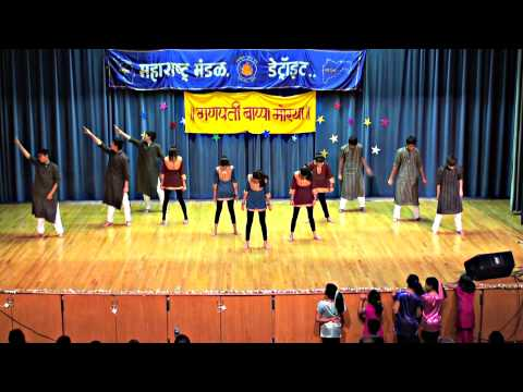 2010 Mmd Dance Medley Choreographed By Chirag Pathre - Ss video