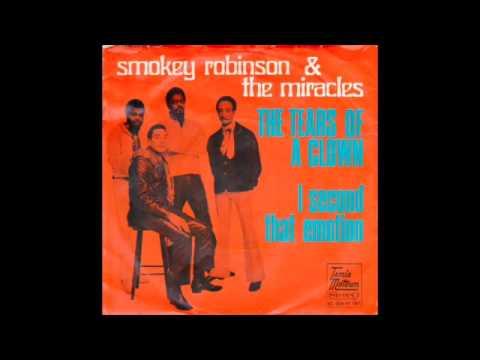Smokey Robinson - Tears Of A Clown