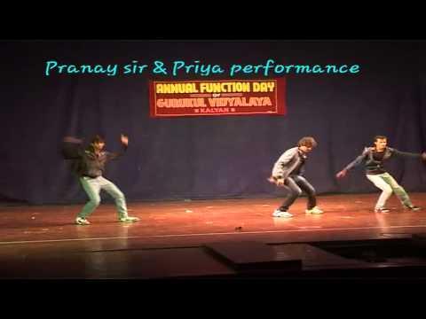 tere mukhre toon nazraan hatawa performance by pranay verma
