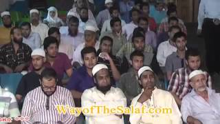 Bangla waz Shia Aqeedah Conference 2013 by  Shaykh Muhammad Saifullah Part 2