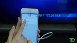 Hướng dẫn sử dụng cáp HDMI cho Iphone 5-6-6plus-6s-7-7Plus