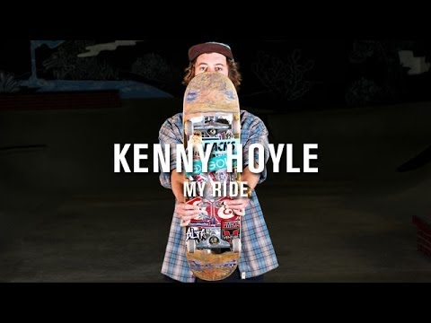 My Ride: Kenny Hoyle