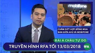 Tin tức thời sự | Chấm dứt hợp đồng mua bán giữa AVG và Mobifone