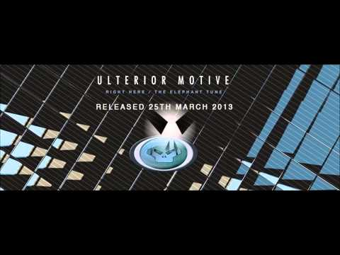 Ulterior Motive - The Elephant Tune