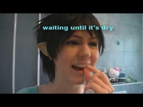Rin Okumura Cosplay Preparation