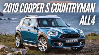 2019 MINI Cooper Countryman S All4