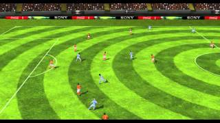FIFA 14 Android - Netherlands VS Argentina