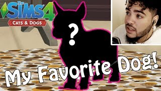 THE SIMS 4: CATS AND DOGS! | Making My Favorite Dog | Part 392