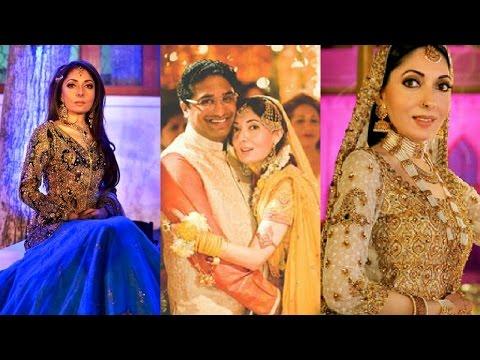 Sharmila Farooqi Wedding Pictures 2015