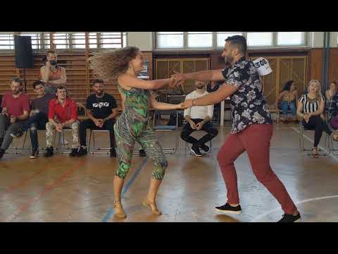 PZC2019 J&J Intermediate Heat2 Video5 ~ Zouk Soul