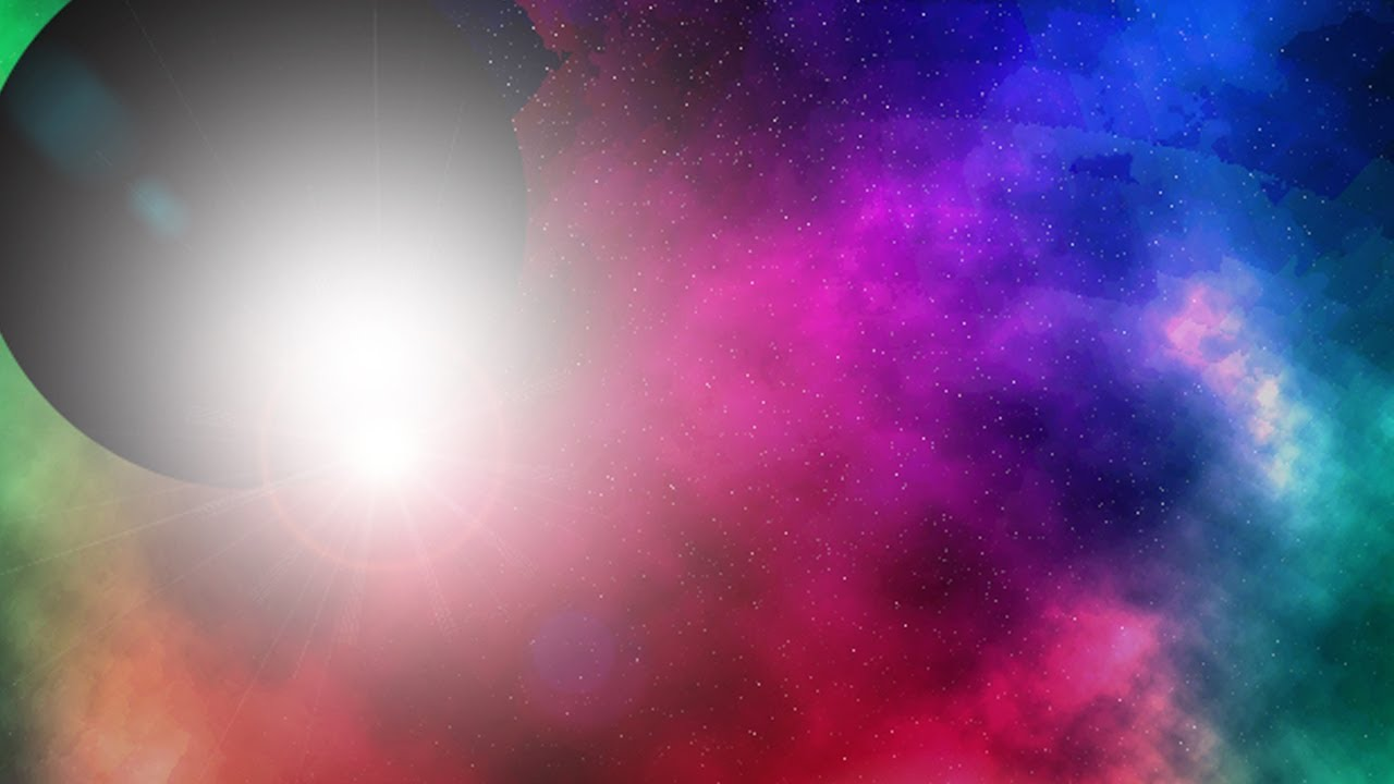 Space Wallpaper Tutorial