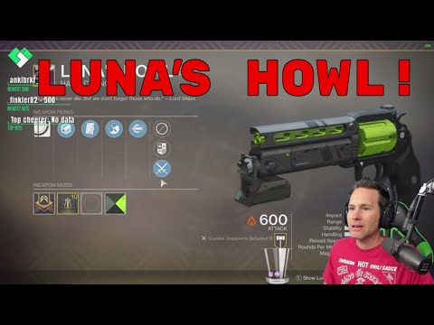 Getting My Lunas Howl  Destiny 2 Competitive Gameplay  ClintusGames
