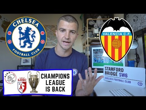 4 THINGS KEY TO CHELSEA WINNING IN UEFA CHAMPIONS LEAGUE  VALENCIA PREVIEW