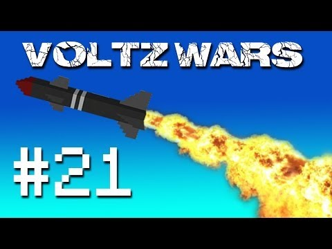 Minecraft Voltz Wars FMBs Fort #21