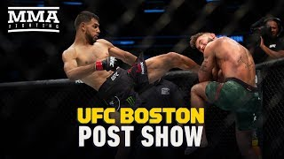 UFC on ESPN 6 Post-Fight Show - MMA Fighting