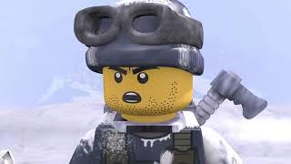 LEGO MODERN WARFARE - Cliffhanger