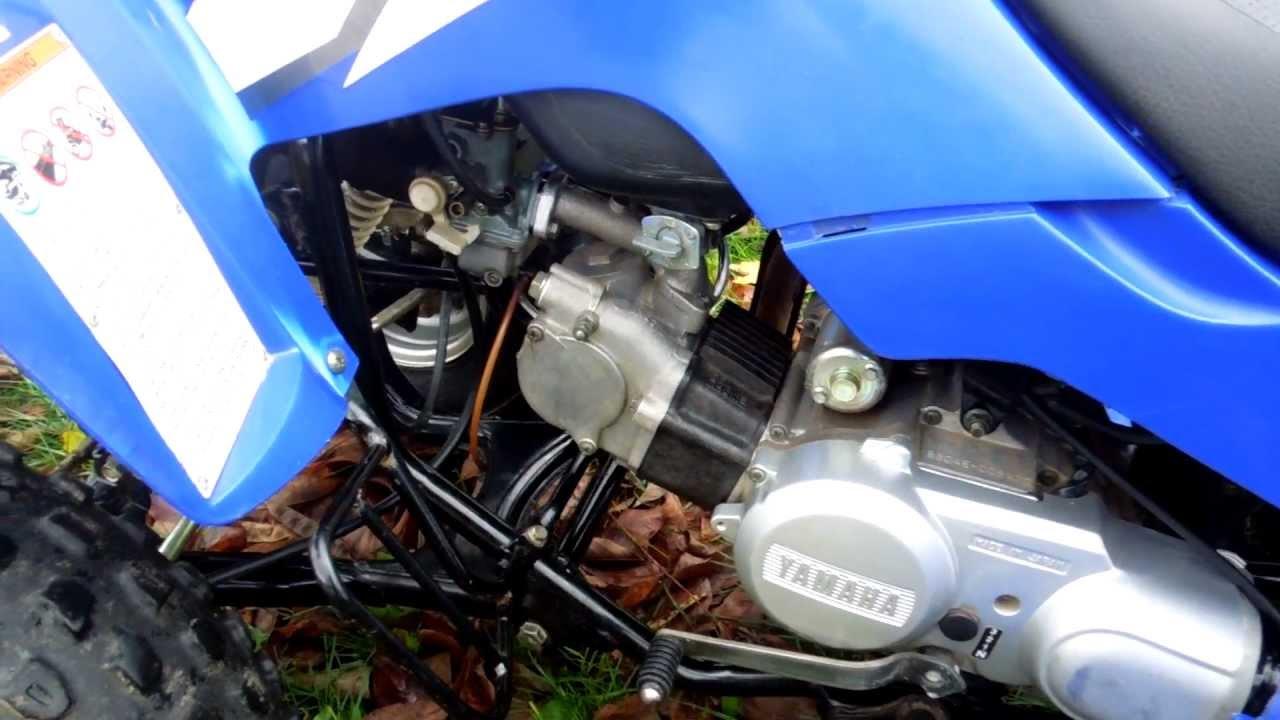Yamaha Raptor  Carburetor Diagram