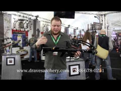 2013-2014 Mathews Trade Show: Mission MXB 400 Crossbow