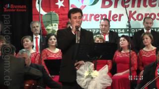 2015 Thm Yarenler Korosu Bremen 10 Konseri Halis Ateş Kışlalar Doldu Bugun Dolana Ay Dolana