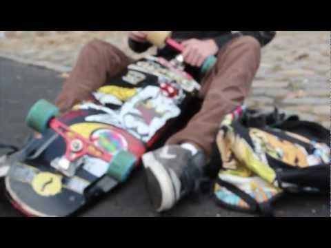 Longboarding: Winged