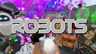 Giant snail race 511 18 April 14th Robots
