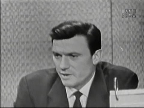 What's My Line? - Laurence Harvey; Jean-Pierre Aumont [panel] (May 1, 1960)