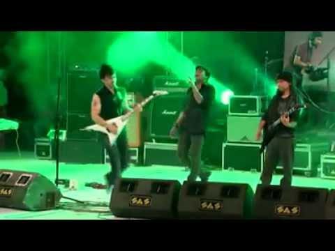 Purnota - Warfaze live from Jamuna-BAMBA Mega Eid Concert
