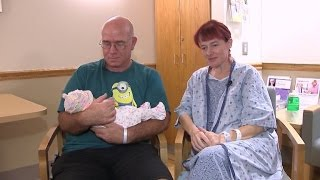 47-Year-Old Gives Birth to Child An Hour After Finding Out She
