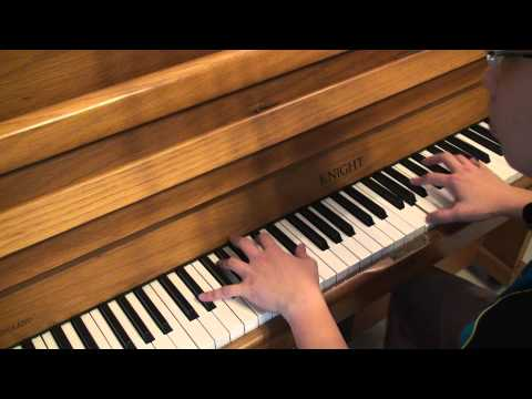 Christina Perri - A Thousand Years Piano by Ray Mak