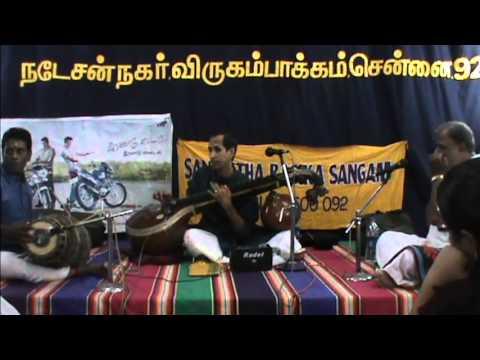 Kurai Onrum Illai Sivaranjini Kapi Sindubairavi Rajaji video