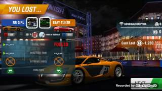Racing Rivals Scammer: RR Girl /  Youtube channel: Racing Rivals Army