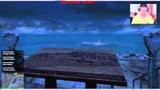 Скок без парашут и дух! GTA 5