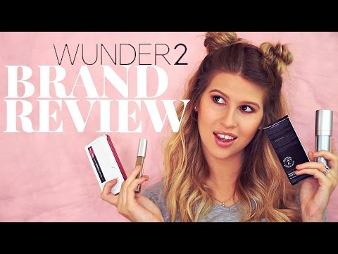 FULL FACE & REVIEW OF WUNDER2 (Wunderbrow. Wunderlift. WunderKiss. Cover Proof & More)