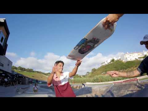 Jart Skateboards - Portugal & France Demos at Boardriders