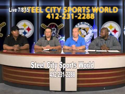 Steel City Sports World   NFL   7 8 15