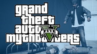 Grand Theft Auto V Mythbusters: Episode 2
