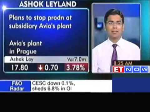 Stocks in news: Infosys, Ashok Leyland & Kalindee Rail