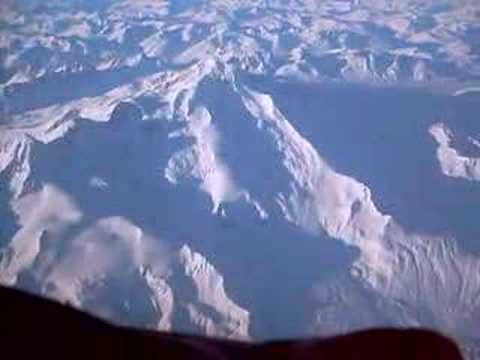 Iliamna Volcano Jan 13, 2008 Video