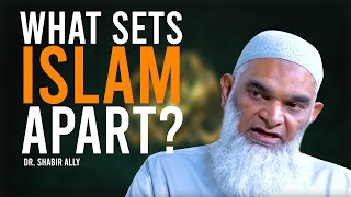 Video: Belief in One God is what sets Islam apart from other religions - Shabir Ally