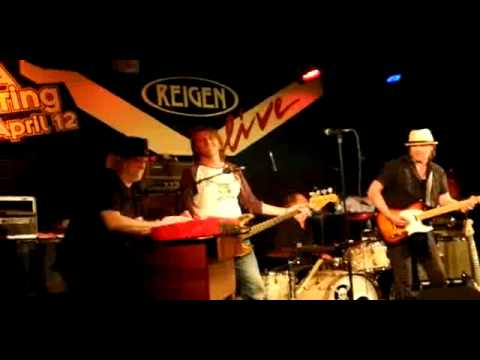 Hamburg Blues Band feat. Clem Clempson