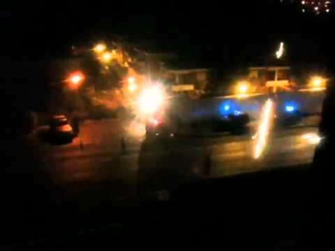 La guardia civil  de galdacano se desata en la nochevieja de 2011-2012