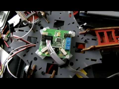 Flashing HobbyKing Quadcopter Board to Use Tricopter Firmware