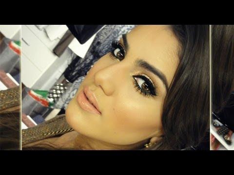 Maquiagem Bronze pro Verão! Por Camila Coelho