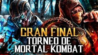 GRAN FINAL TORNEO DE MORTAL KOMBAT X