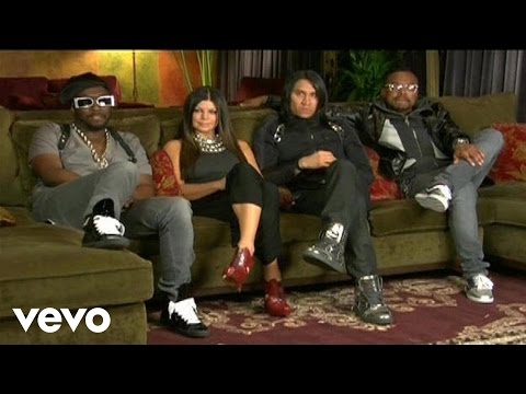 The Black Eyed Peas - Boom Boom Pow (Behind The Scenes #1)
