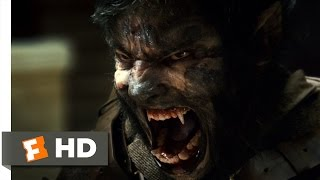 The Wolfman (7/10) Movie CLIP - I Will Kill All of You (2010) HD