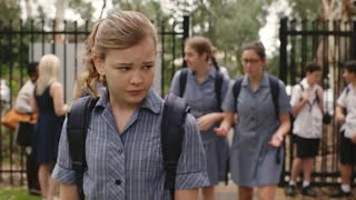 SNEAK PEEK #1 First Day | Hannah arrives at her new school