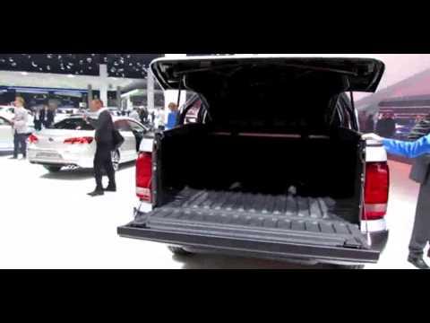 2014 Volkswagen Amarok Dark Label TDI