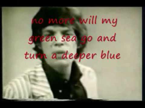 rolling stones - paint it black + lyrics