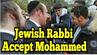 Video: Muhammad, a prophet for Muslims, but Torah cannot be challanged - Shamsi vs Orthodox Jews